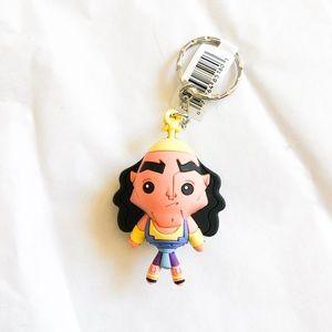 Disney Kronk Keychain